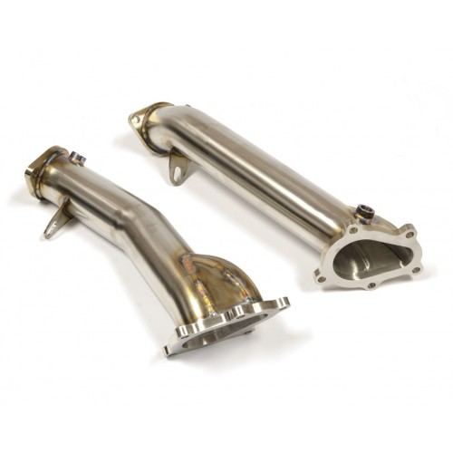 HKS Extension Kit / Down Pipes - 2008-2018 R35 Nissan GT-R